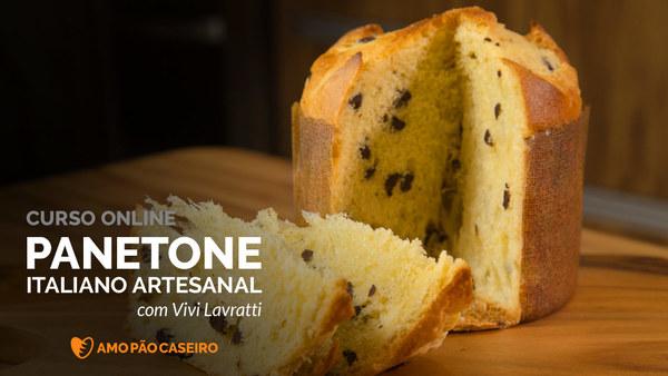 Panetone Italiano Artesanal