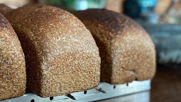 Pão de forma 100% Fermentação Natural