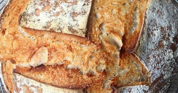 Pão italiano em casa