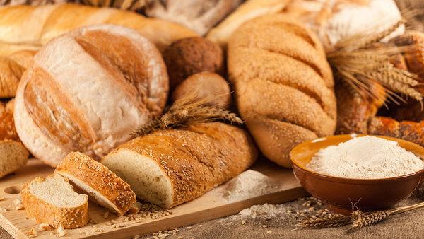 Pão rústico sem glúten com fermento biológico