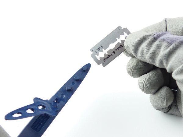 Boulange - Removendo lâmina