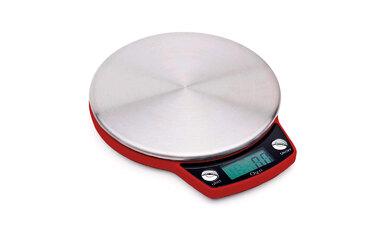 Ozeri Balança Digital Vermelha ZK011