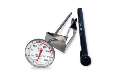 CDN ProAccurate® Termômetro espeto analógico para alimentos, óleo e caldas
